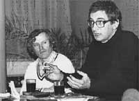 Фото с сайта http://krzysztof-kieslowski-about-myself.blogspot.com/. Фильм «Рабочие 71» (Польша, 1971 г.) Режиссер: Кшиштоф Кесьлевский. Кадр из фильма