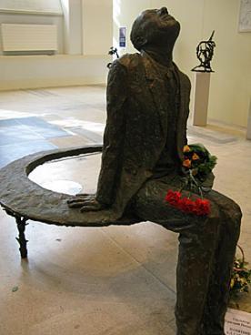 Григорий Потоцкий : Памятник Андрею Сахарову